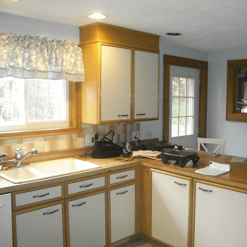 Our Clients Are Thrilled With The Results And They Look Forward To Creating Many Memories In Their New Kitchen