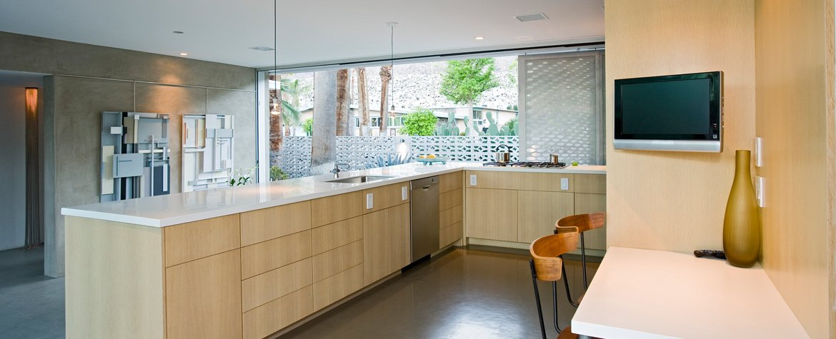A Tv In The Kitchen 7 Ways To Sneak It Into Your Design