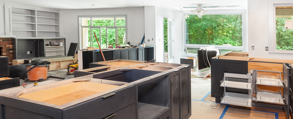 4 Tips On How To Survive A Kitchen Remodel