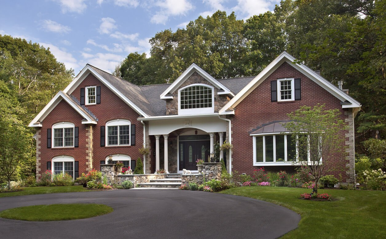 Exterior home remodeling boston ma harvey remodeling - Exterior home improvements ...