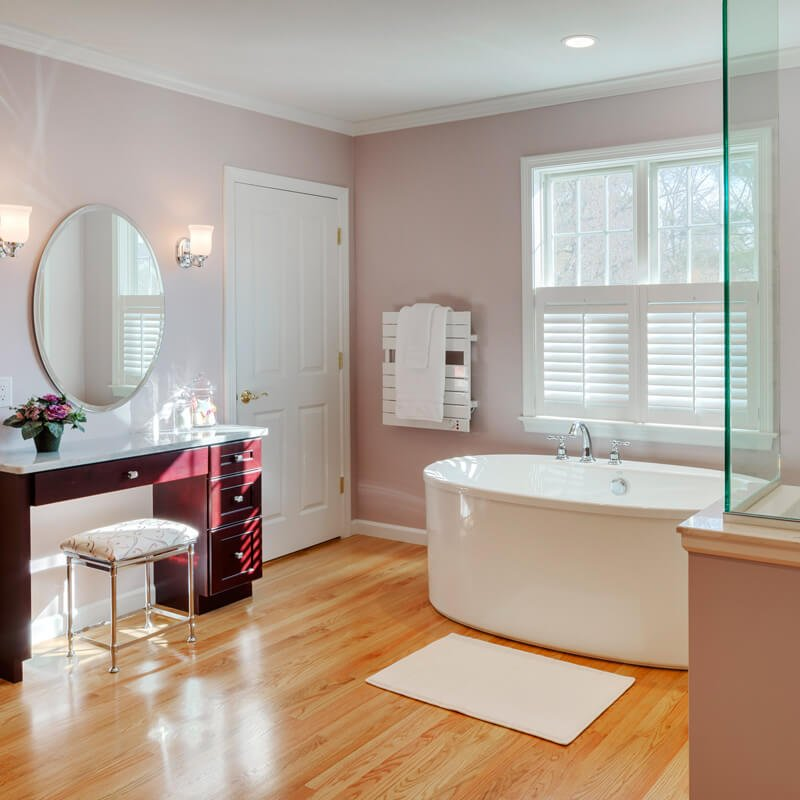 Bathroom Remodeling Contractors Shrewsbury MA - Cost to add bathroom to existing space