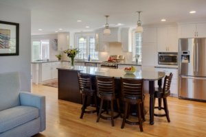 3 Things to Consider in your Boston Kitchen with an Island