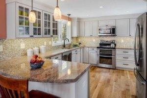 Kitchen Remodel Southborough MA