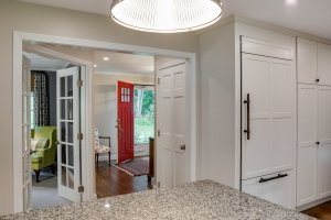 Beautiful bright entry way